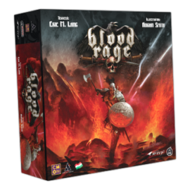 Blood Rage - Magyar kiadás (2021)