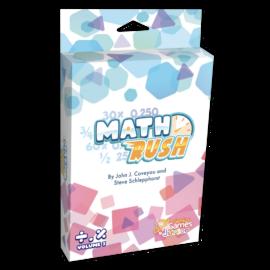 Math Rush Fractions & Decimals