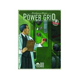 Power Grid - Nagyfeszültség (angol, Recharged)