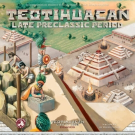 Teotihuacan Late Preclassic Period