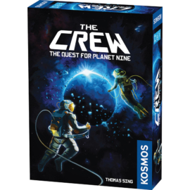 The Crew Conquest of Planet Nine