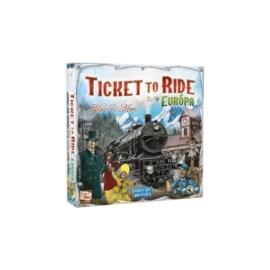 Ticket to ride: Európa