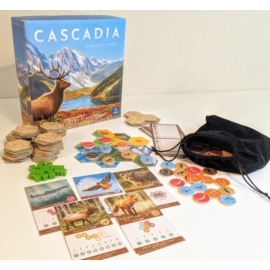 Cascadia (angol nyelvű)