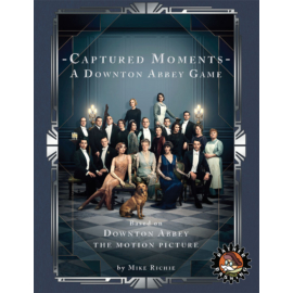 Captured Moments A Downtown Abbey Game