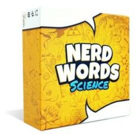 Nerd Words Science - Advanced Biology