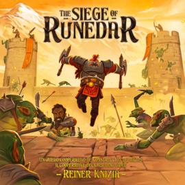 The Siege of Runedar + promó kártya
