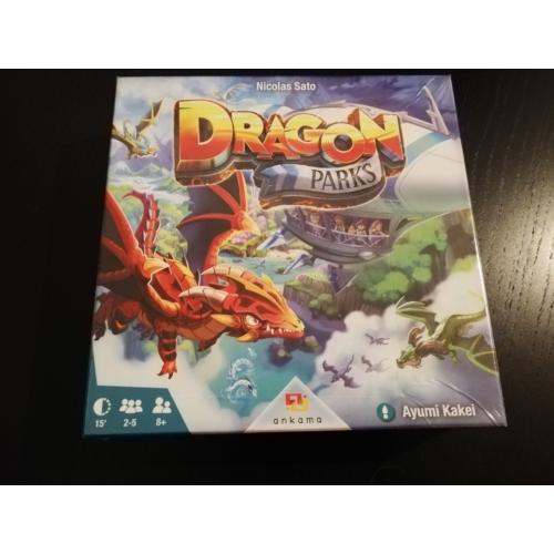 Dragon Parks (sérült)