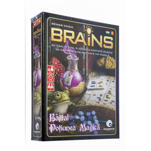 Brains – Bájital