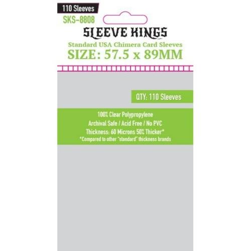 Sleeve Kings Standard USA Chimera Kártyavédő (57.5x89mm, 110 db/csomag)