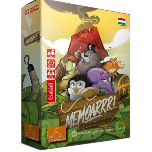 MemoArrr