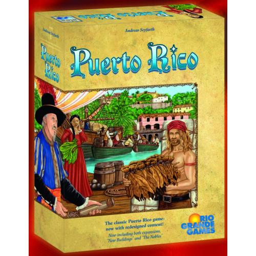 Puerto Rico (Deluxe)
