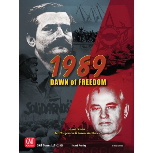 1989 Dawn of Freedom 2. kiadás