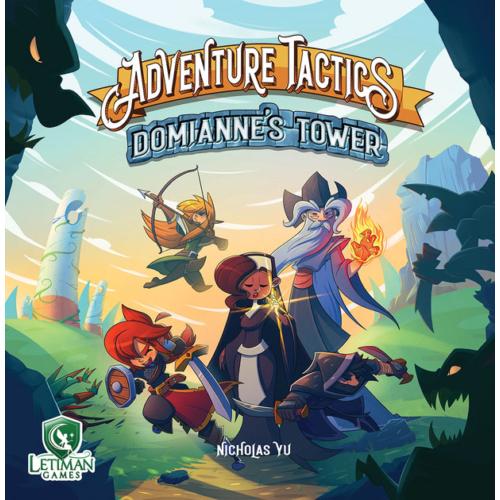 Adventure Tactics Domiannes Tower