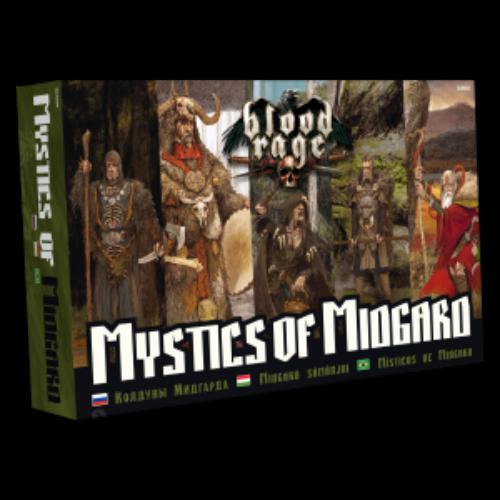 Blood Rage: Midgard sámánjai