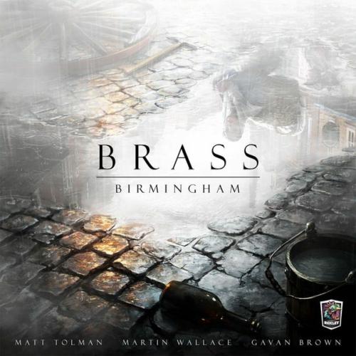 Brass Birmingham (angol nyelvű kiadás)
