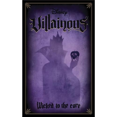 Disney Villainous Wicked to the Core