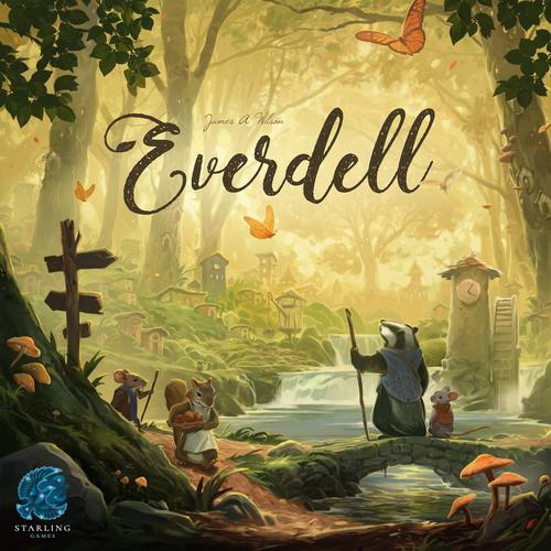 Everdell (angol nyelvű)