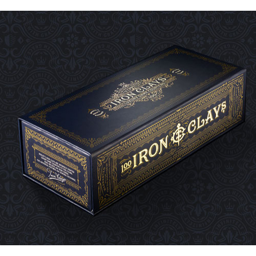 Iron Clays 200 Printed Box