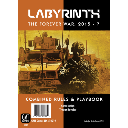 Labyrinth The Forever War 2015-?
