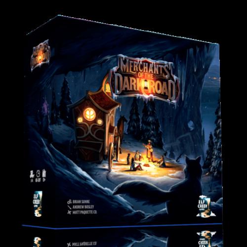 Merchants of the Dark Road Kickstarter Deluxe Edition