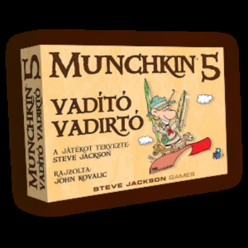 Munchkin 5. - Vadító vadirtó