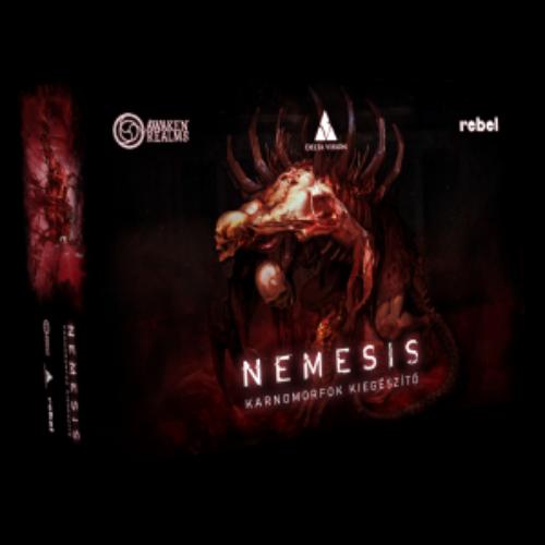 Nemesis - Karnomorfok (kiegészítő)