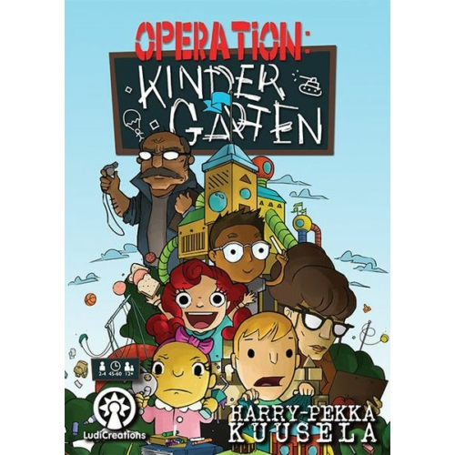 Operation Kindergarten