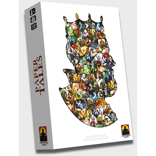 Paper Tales (second edition)