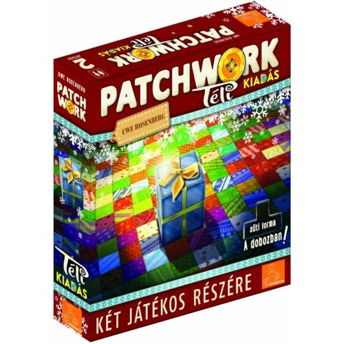 Patchwork - TÉLI KIADÁS