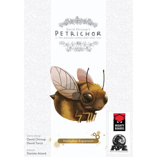 Petrichor Honeybee