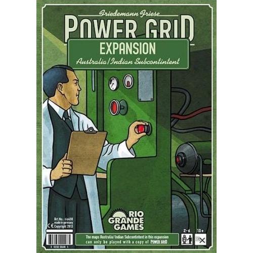 Power Grid India/Australia