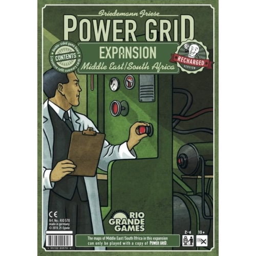 Power Grid Middle East/South Africa