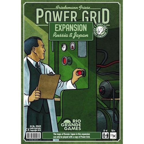 Power Grid Russia/Japan