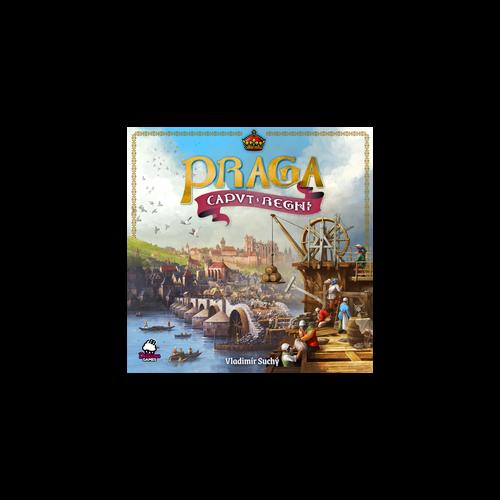 Praga Caput Regni - magyar kiadás