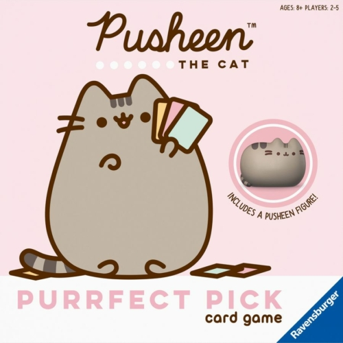 Pusheen the Cat Perrfect Pick Card Game