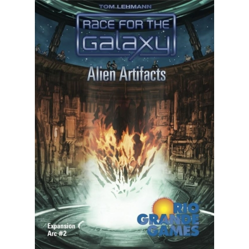 Race for the Galaxy Alien Artifact