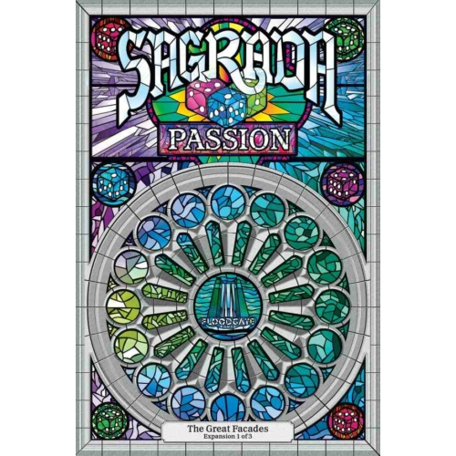 Sagrada Passion kiegészítő (angol nyevű)
