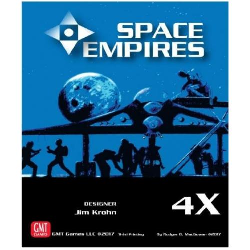 Space Empires: 4X (4. Kiadás)