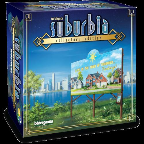 Suburbia Collectors Edition