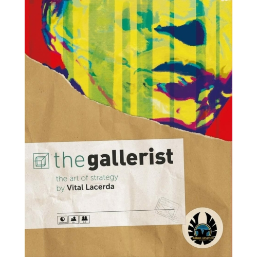 The Gallerist: Includes Upgrade Pack & Scoring Expansion