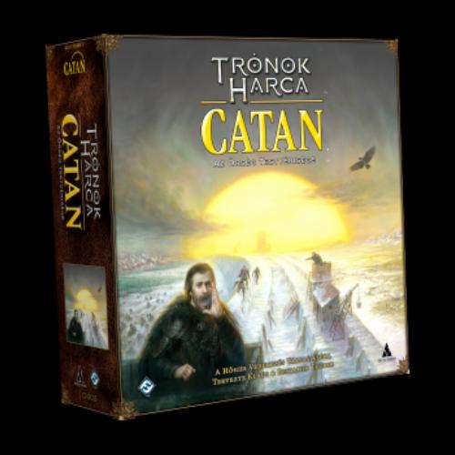 Trónok Harca Catan - Az Őrség Testvérisége