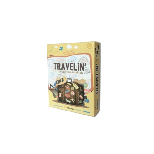 Travelin' - Európai kalandozások