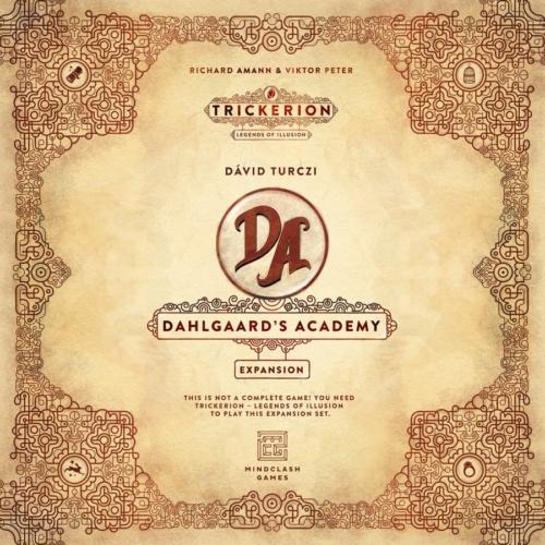Trickerion - Dahlgaard's Academy