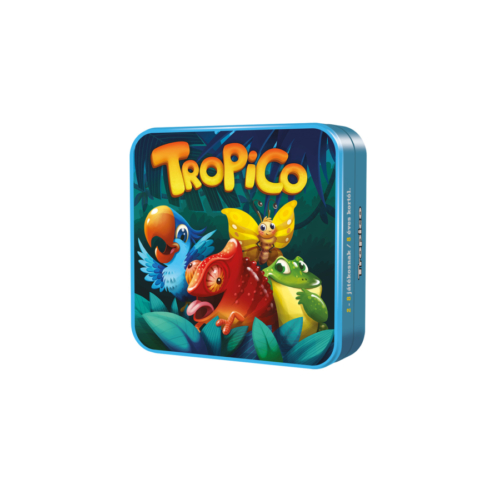 Tropico kártyajáték