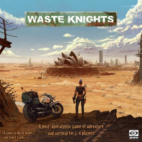 Waste Knights 2nd. Edition
