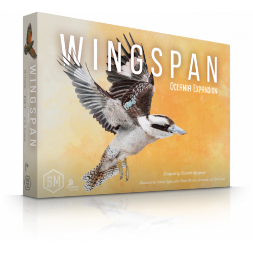 Wingspan - Oceania Expansion