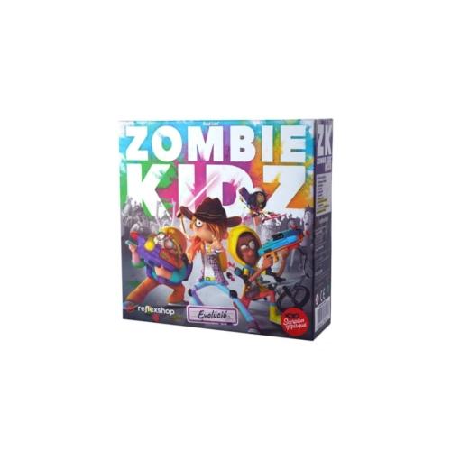 Zombie Kidz Evolúció