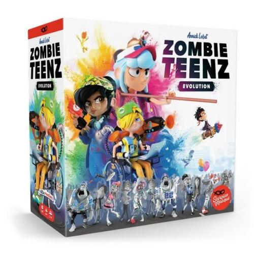 Zombie Teenz: Evolúció