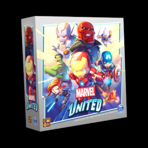 Marvel United - Magyar kiadás