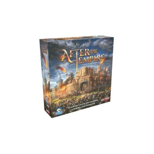 After the Empire - magyar kiadás
